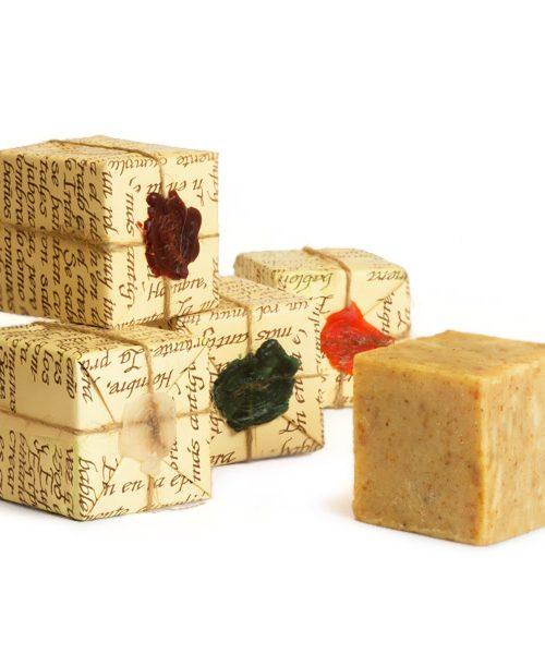 Jabón Herbal para Cuerpo y Rostro