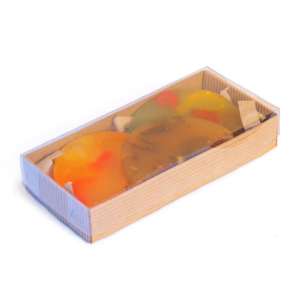 Jabón Tajada enriquecido con Glicerina (caja de 3)