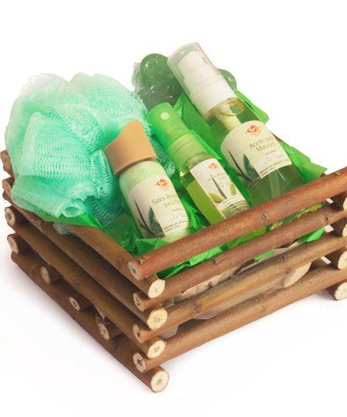Kit Té Verde